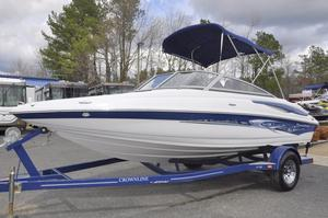 Used Crownline 19 SS Bowrider Boat For Sale