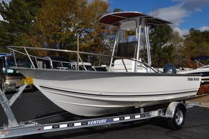 Used Palm Beach 195 CC Center Console Fishing Boat For Sale
