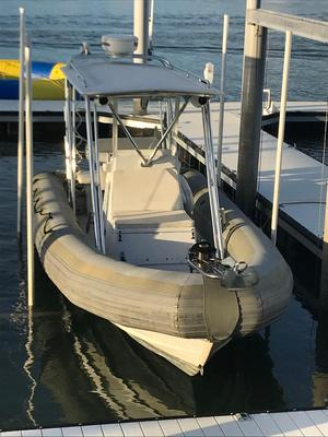 Used Willard Marine 7M Rigid Sports Inflatable Boat For Sale