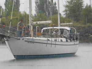 Used Westsail Factory 43 Ketch Sailboat For Sale