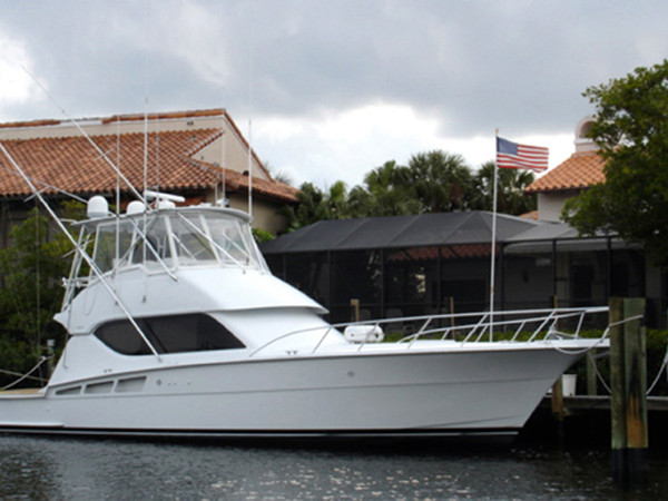 Used Hatteras Convertible SF Sports Fishing Boat For Sale