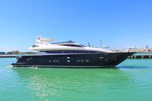 Used Antago 100 (maiora Elegance) Trade-in Welcome Motor Yacht For Sale