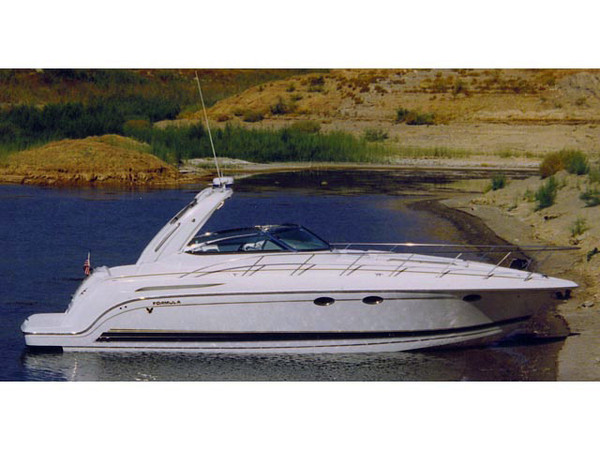 Used Formula Express Cruiser Boat For Sale