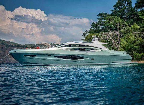 New Numarine 78 HT Motor Yacht For Sale