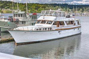 Used Monk Mcqueen Motoryacht Motor Yacht For Sale