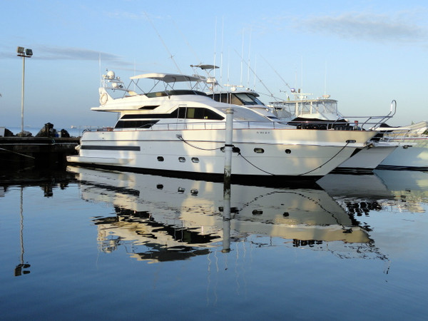 Used Antago Euro Sport Motor Yacht For Sale