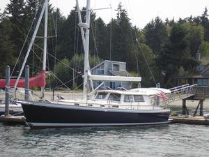 Used Bruckmann 50 Raised Pilothouse Sailboat For Sale