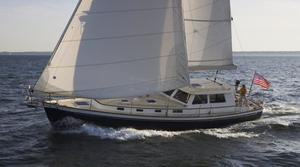 New Bruckmann MK II Motorsailer Cutter Sailboat For Sale
