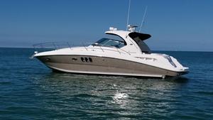 Used Sea Ray 38 Sundancer Sports Cruiser Boat For Sale