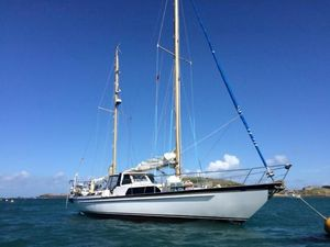 Used Camper & Nicholsons 48 Cruiser Sailboat For Sale