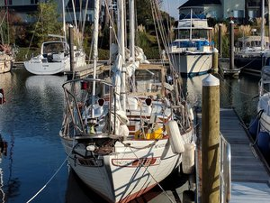 Used Ta Chiao CT 35 Cruiser Sailboat For Sale
