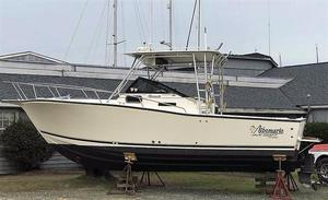Used Albemarle 265 Express Cruiser Boat For Sale