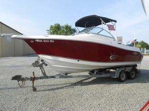 Used Seaswirl Striper 2101 DC Bowrider Boat For Sale