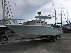 Used Tidewater 250 Cruiser Boat For Sale
