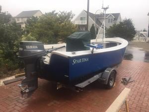 Used Ros Boats 19 Center Console Fishing Boat For Sale