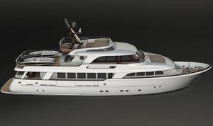 New Selene 110 Trideck Motor Yacht Motor Yacht For Sale