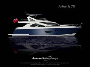New Selene Artemis Flybridge Motor Yacht Motor Yacht For Sale