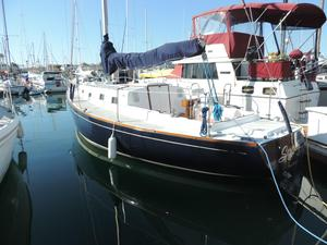 Used Morgan 35 Cruiser Sailboat For Sale