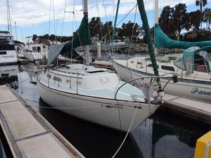 Used Islander Bahama 30 Cruiser Sailboat For Sale