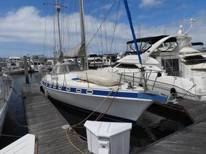 Used Morgan Out Island 51 Cruiser Sailboat For Sale