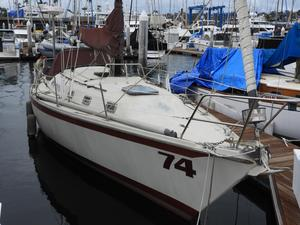 Used Ericson 38 Cruiser Sailboat For Sale