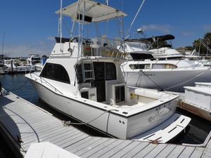 Used Albemarle 325 Convertible Flybridge Boat For Sale