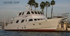 New Bray Yacht Design Ocean Series Long Range Sportfisher Motor Yacht For Sale