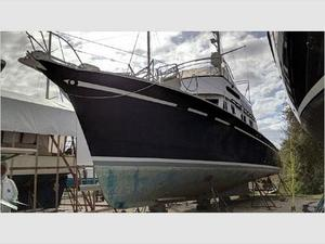 Used Derecktor Out Island Trawler Boat For Sale