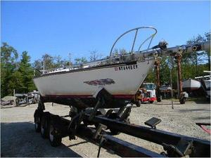 Used Able Pointin Sloop Sailboat For Sale