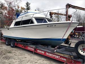 Used Luhrs 280 Flybridge Cruiser Boat For Sale