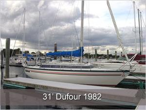 Used Dufour 31 Daysailer Sailboat For Sale
