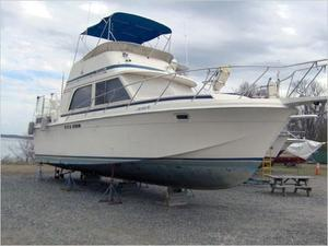 Used Chris-Craft 362 Catalina Flybridge Boat For Sale