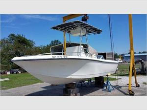 Used Proline 190 CC Center Console Fishing Boat For Sale
