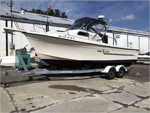Used Sea Ox 250C Blue Water Pro Cruiser Boat For Sale