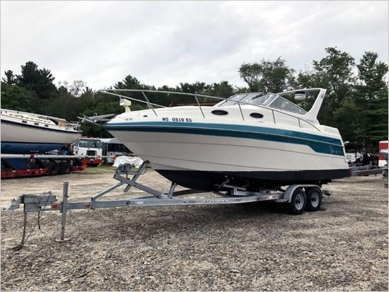 1996 Used Four Winns Vista 278 Cruiser Boat For Sale