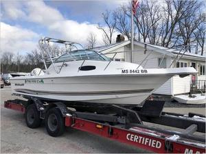 Used Wellcraft 22 Cruiser Boat For Sale