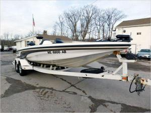 Used Nitro 911 CDC Freshwater Fishing Boat For Sale