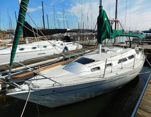 Used Islander 28 Cruiser Sailboat For Sale