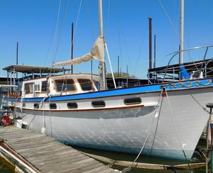 Used Marine Trader Islander Trader Cruiser Sailboat For Sale