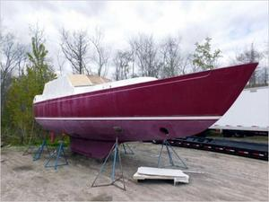 Used Shannon Auxilary Sailboat Sloop Sailboat For Sale