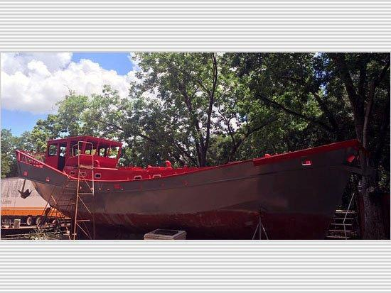 Used Homemade Chinese Junk Ketch Sailboat For Sale