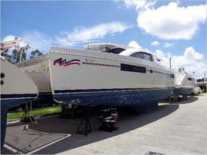Used Robertson & Caine Leopard 48 Moorings 4800 Catamaran Sailboat For Sale