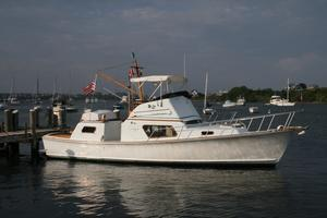 Used Dyer Dyercraft 40 Downeast Fishing Boat For Sale