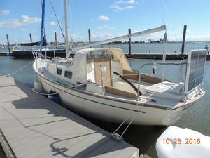 Used Sailstar Corsair 24 Sloop Sailboat For Sale