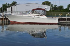 Used Viking 35 Express Freshwater Fishing Boat For Sale