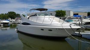 Used Carver 350 Mariner Flybridge Boat For Sale