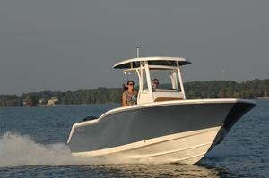 New Tidewater 23 LXF Center Console Fishing Boat For Sale