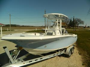 New Tidewater 22 LXF High Performance Boat For Sale