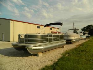 Used South Bay 220 CR Pontoon Boat For Sale