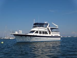 Used Jefferson 45 Motor Yacht Motor Yacht For Sale